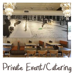 Private Event / Catering Menu